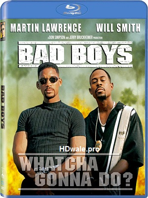 Bad Boys (1995) Movie Download 720p BluRay 850mb