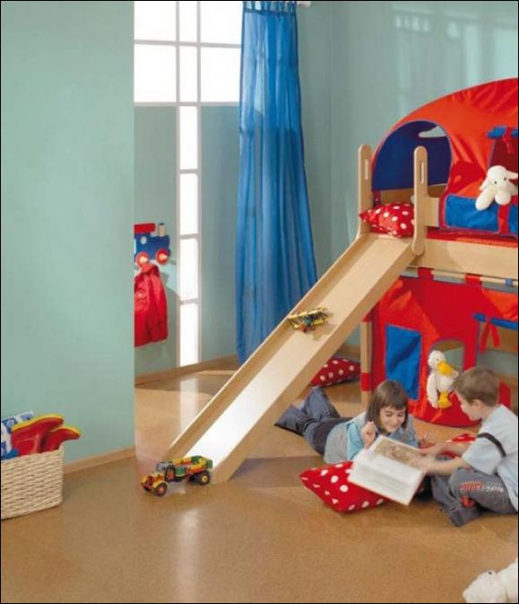 rizkimezo: Fun Young Boys Bedroom Ideas