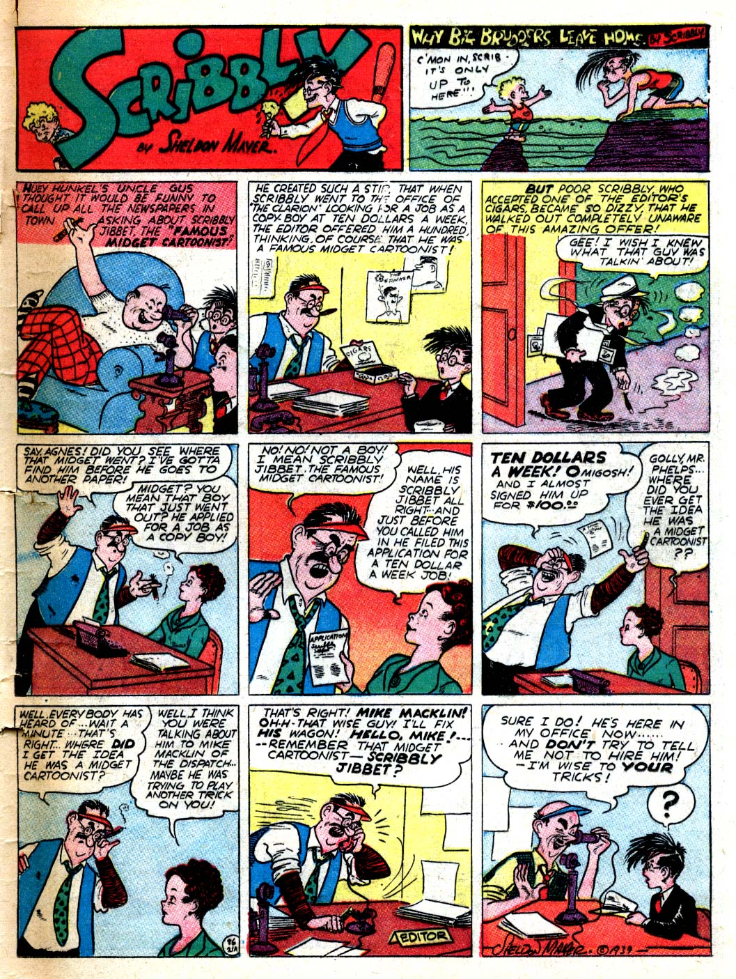 Read online All-American Comics (1939) comic -  Issue #6 - 59