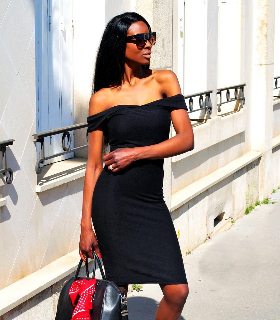 sac-givenchy-antigona-look-chic-robe-moulante-noire-blog-mode