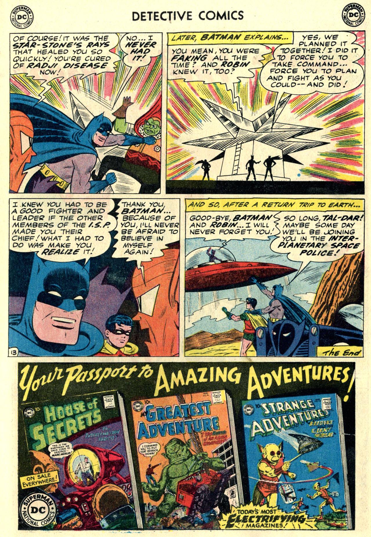 Detective Comics (1937) 282 Page 14