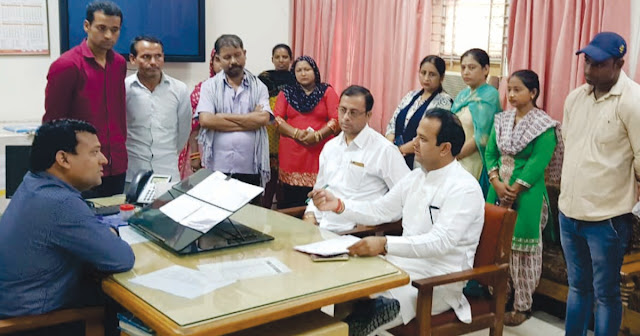 ESI management reinstated employees will be restored: Sumit Goud