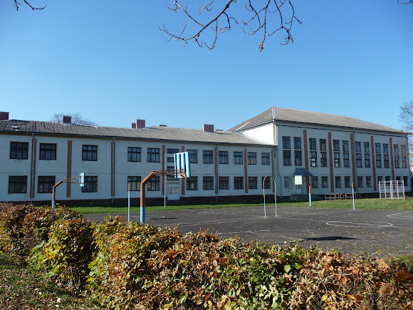 Болехов, Украина. Школа
