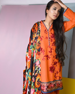Nimsay Winter Collection 2017-2018 | PRET & FABRIC