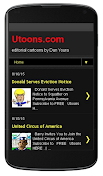 Utoons on Mobile Web