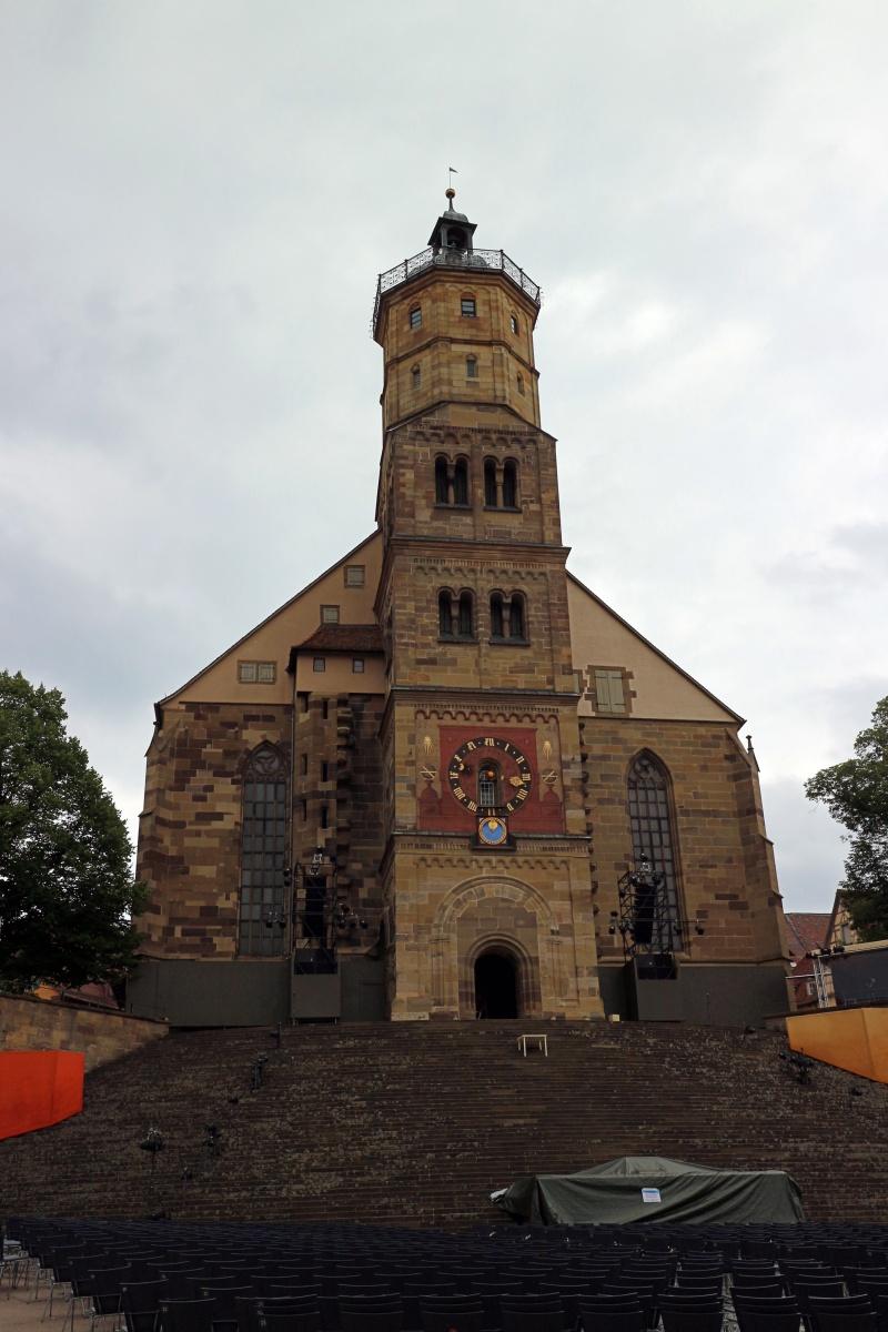 Schwäbisch Hall St. Michael