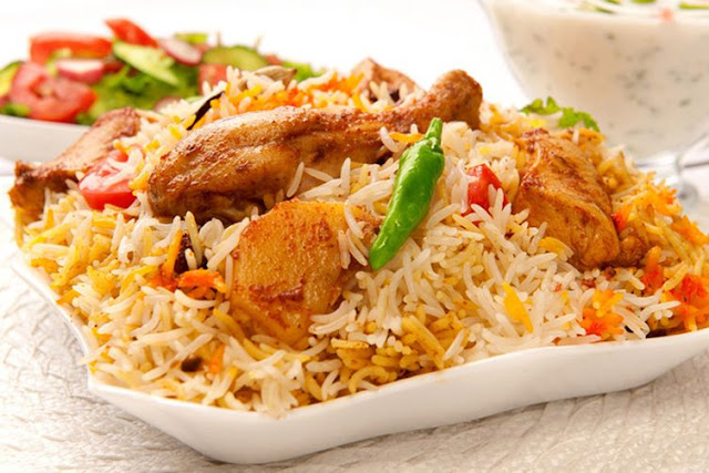 Best Recipes For Chicken Biryani And Lamb Biryani