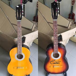 Bán Đàn Guitar Tập chơi giá năm trăm nghìn ở tphcm