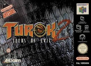 Turok 2 - Seeds of Evil ( BR ) [ N64 ]