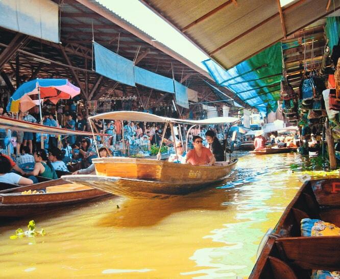 cosa-vedere-bangkok-mercato-galleggiante