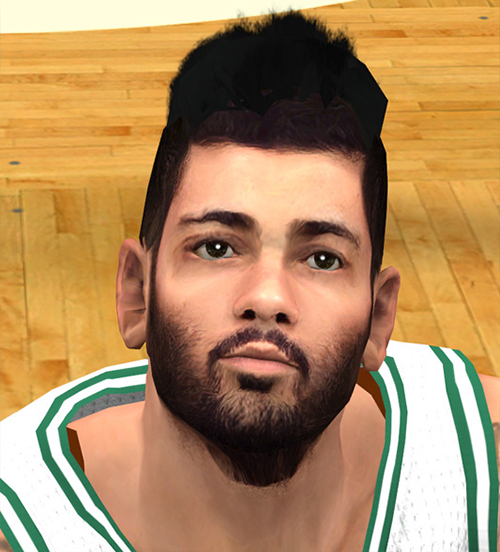 NBA 2K14 Vitor Faverani Face Patch