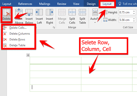 delete-word-table-row-column