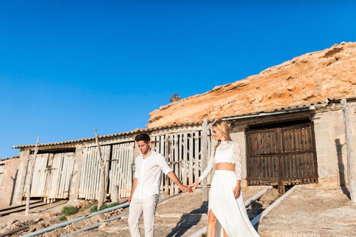 Luxus Engagement Shooting auf Ibiza