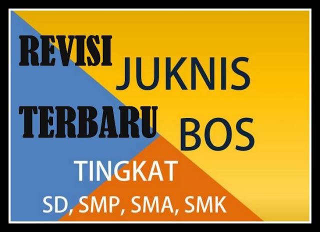 Download Revisi JUKNIS BOS Terbaru Semua Jenjang
