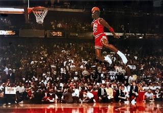 Его воздушество Майкл Джордан