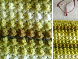 free pattern crochet cowl aligned cobble