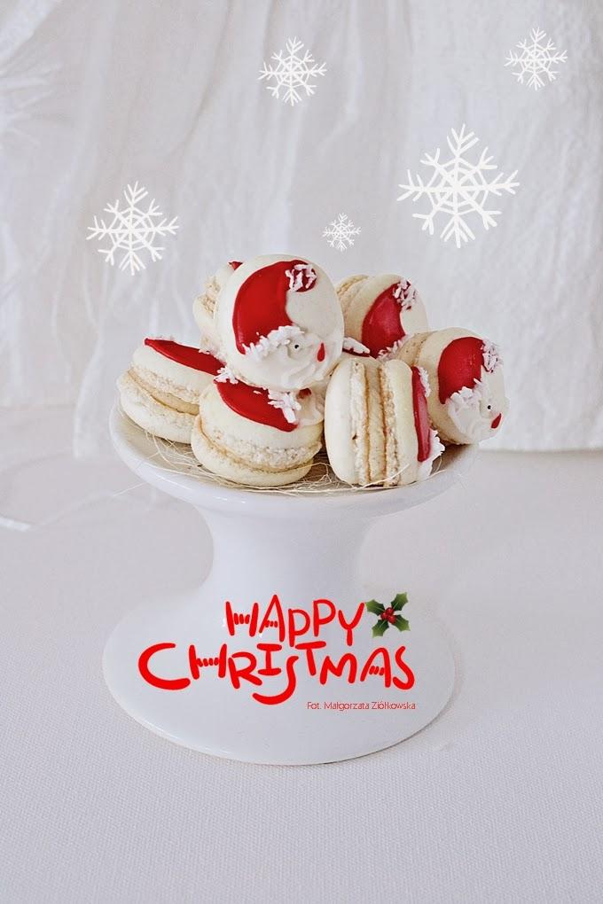 Mikołajkowe makaroniki...idą Święta:)