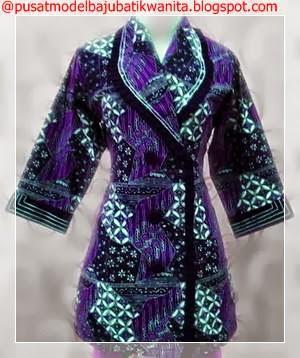 Model Baju Batik Untuk Wanita Model Baju Batik Wanita Terbaru