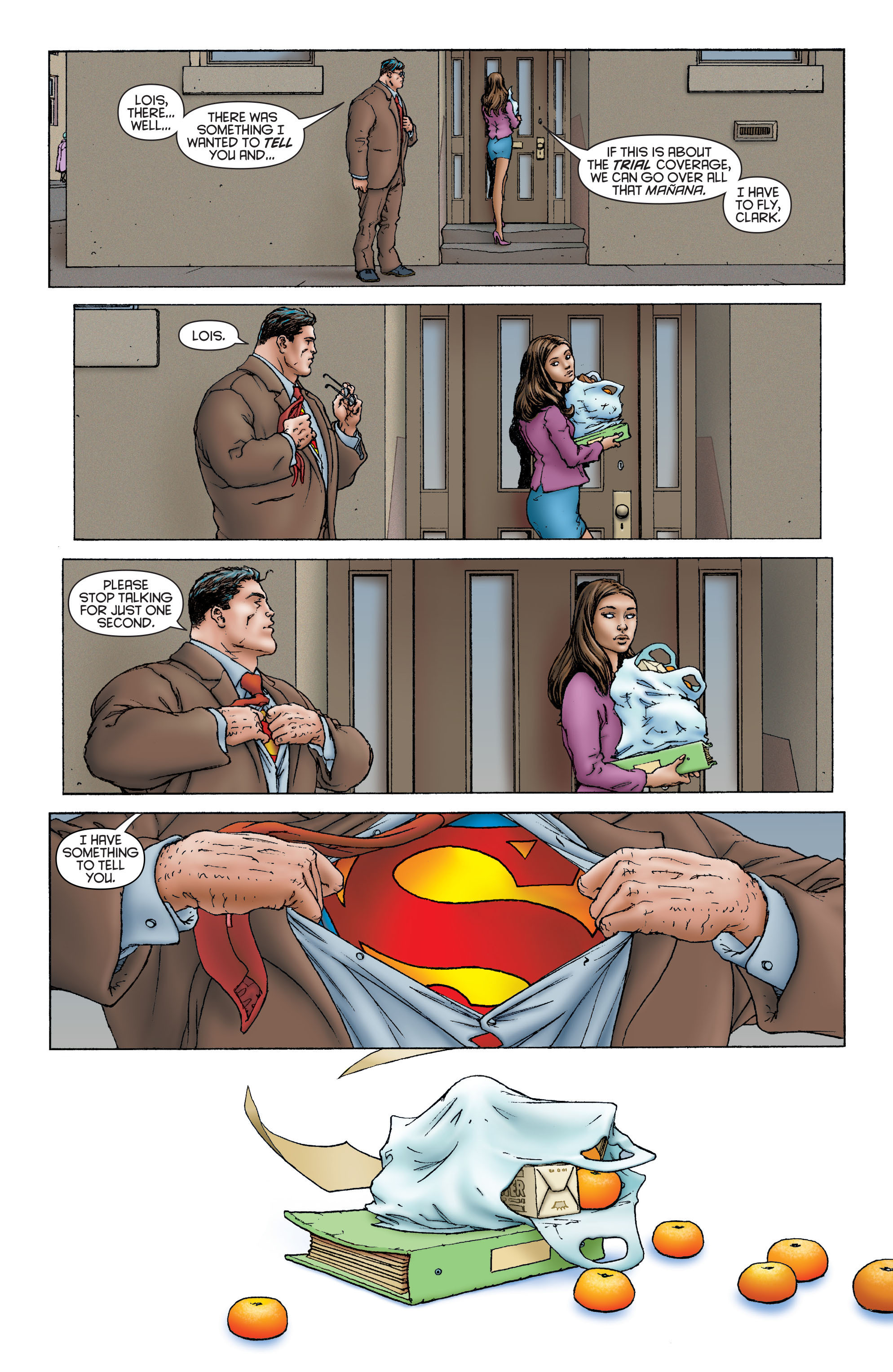Read online All Star Superman comic -  Issue #1 - 22