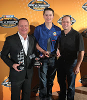 BMR Teams Honored In NASCAR Night Of Champions Awards Ceremony