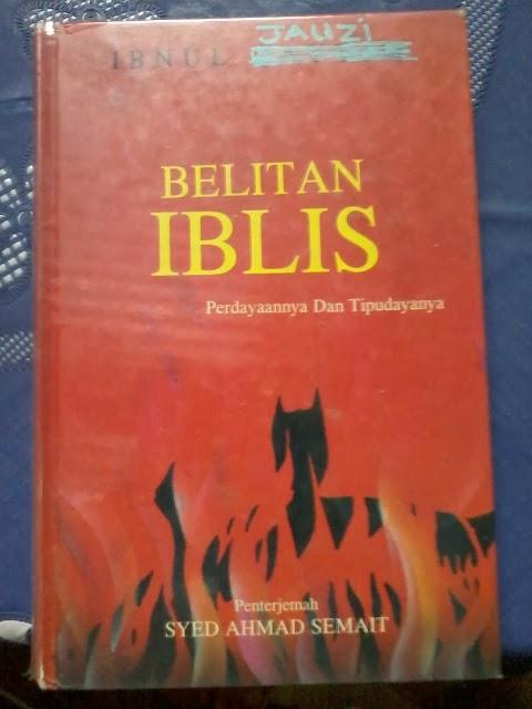 Buku Talbis Iblis Pdf