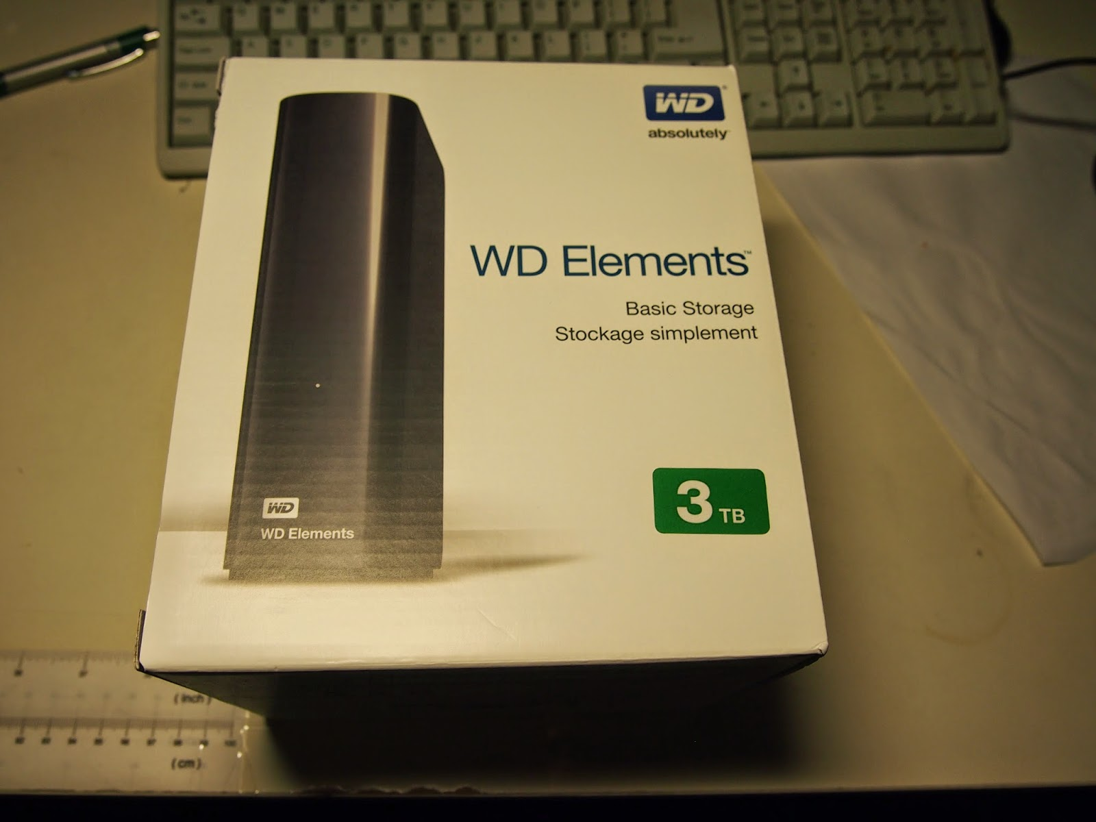 Seagate 500gb External HDD - Unallocated, Unaccessible ...