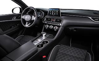 2019 Hyundai Genesis G70