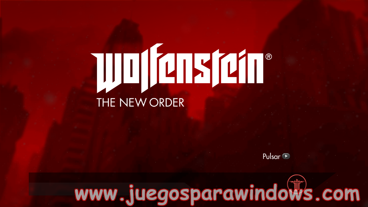 Wolfenstein The New Order Full PC ESPAÑOL UPDATE 1(RELOADED) 1