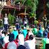 Ratusan Siswa SMKN 3 Ikuti Pelatihan Wawasan Kebangsaan TNI