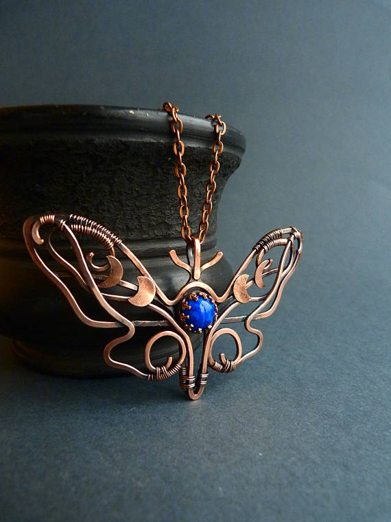 Nature Inspired Wire Wrapped Jewelry And Tutorials By Ursula