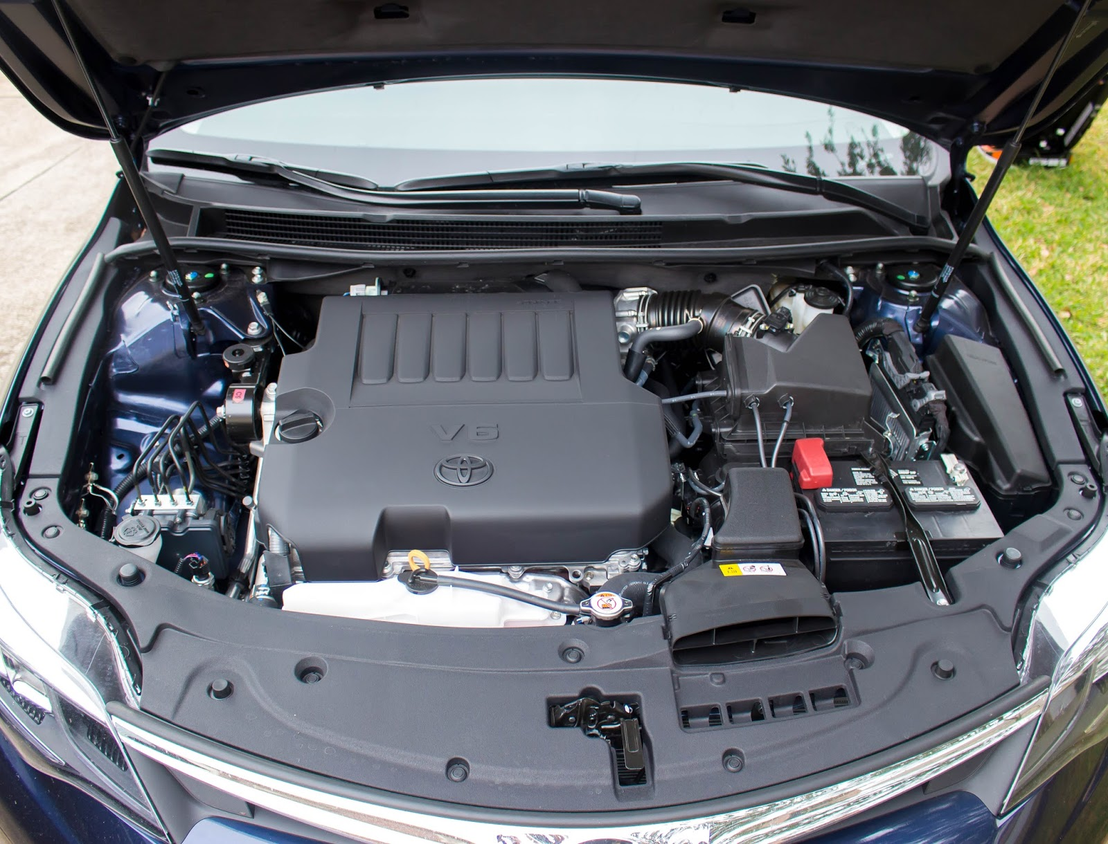 3.5 L V6 engine Toyota