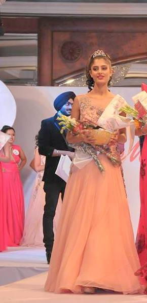 niharika-anand-in-miss-north-India