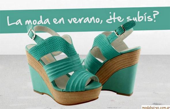 4ab38482a0d Básicos Moda de Mariposa  Moda primavera verano 2013 - Zapatos y  Complementos -