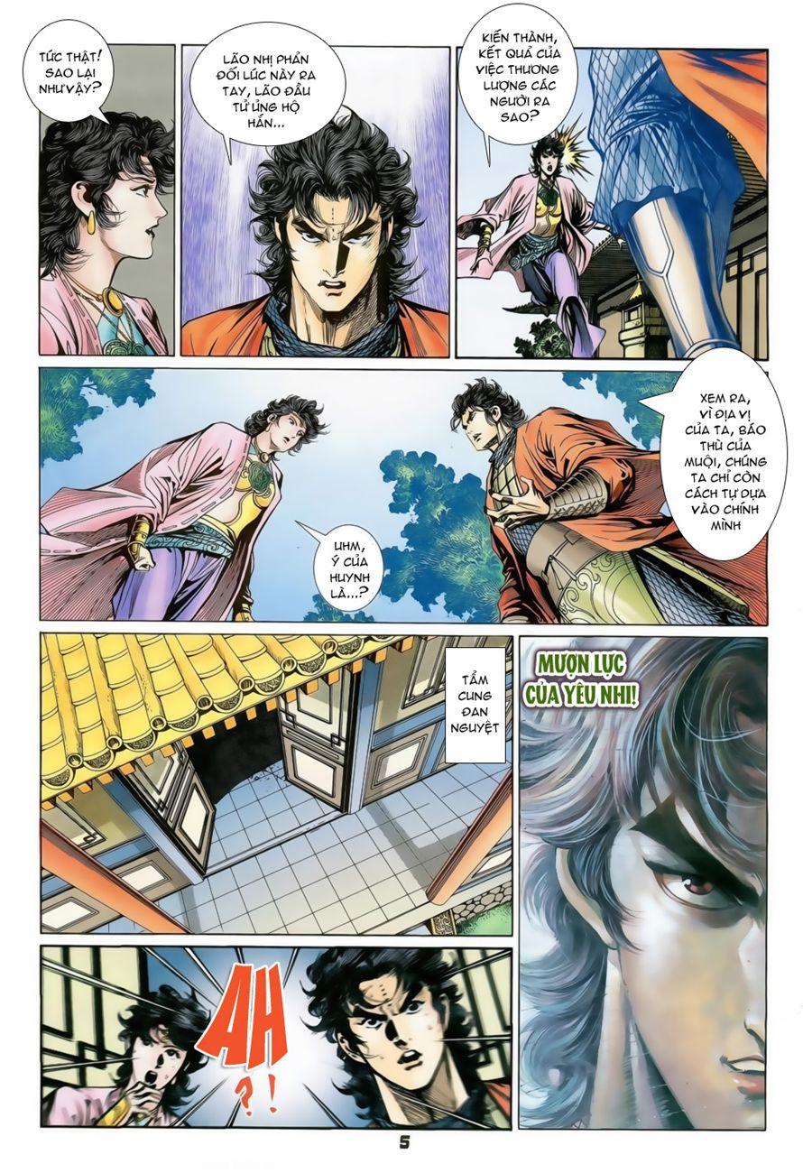 Đại Đường Uy Long chapter 73 trang 5