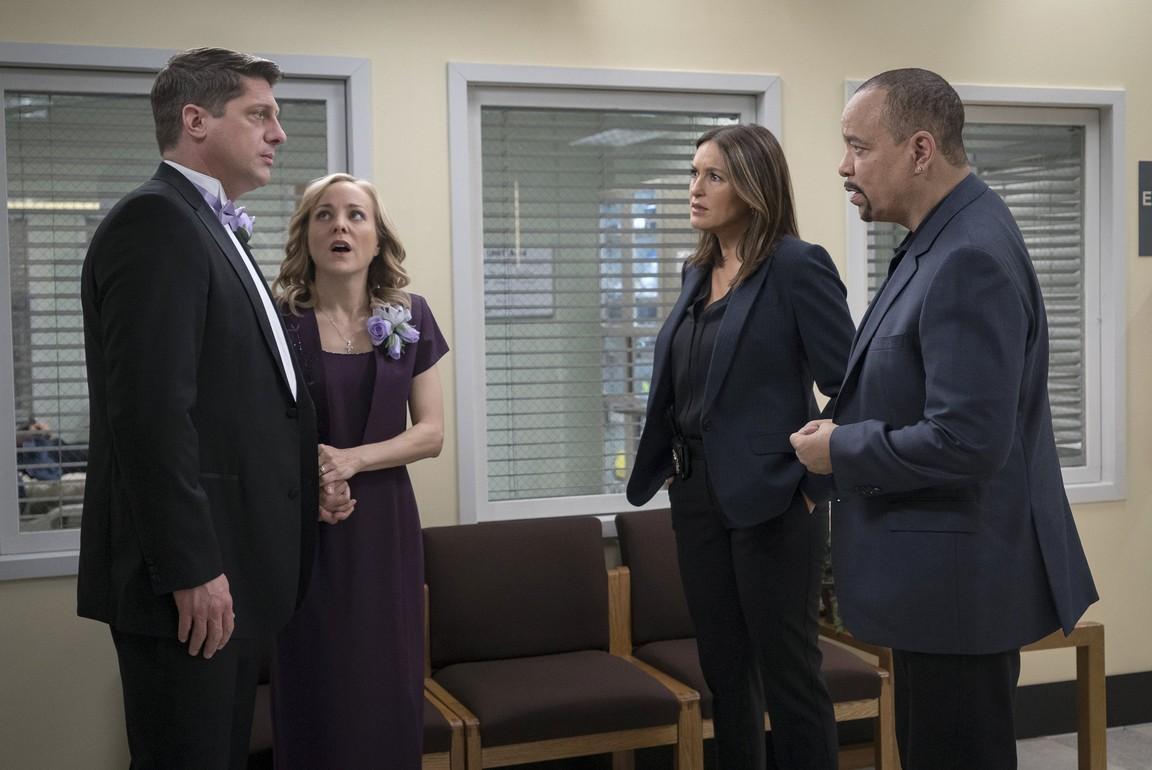 Law & Order: Special Victims Unit - Season 17 Episode 07: Patrimonial Burden