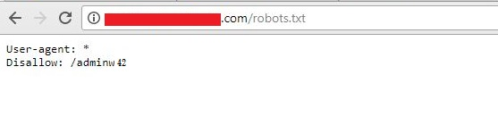Cara Deface website