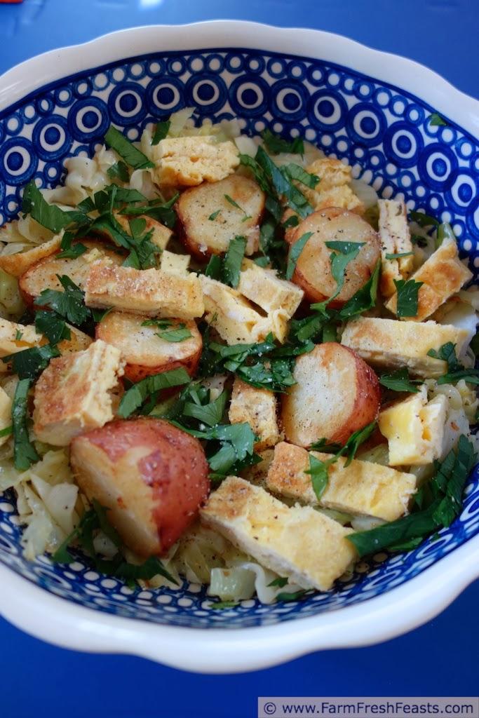 Breakfast Salad | Farm Fresh Feasts