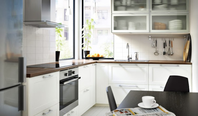 4 Model Lemari Dapur Terbaru di IKEA