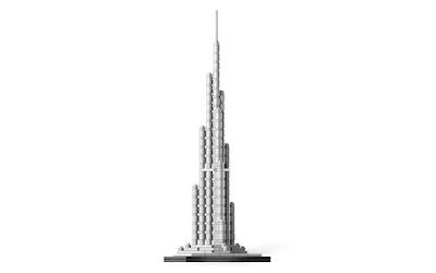 REPUBbLICk: LEGO set database: 21008 burj khalifa