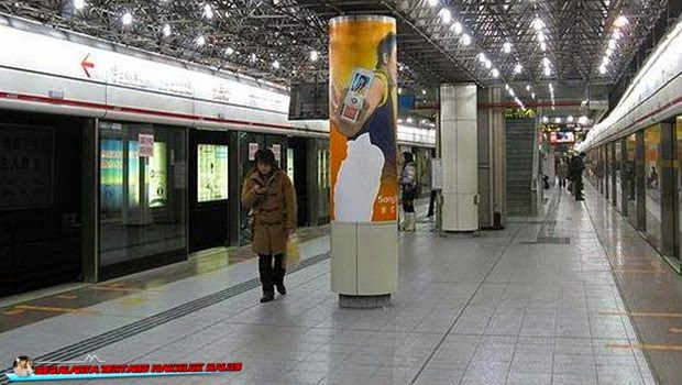 Stasiun Kereta Api Caobao Road - China