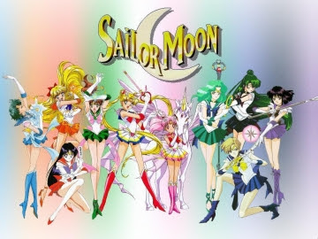 Sailor Moon 2013 - cine series y tv