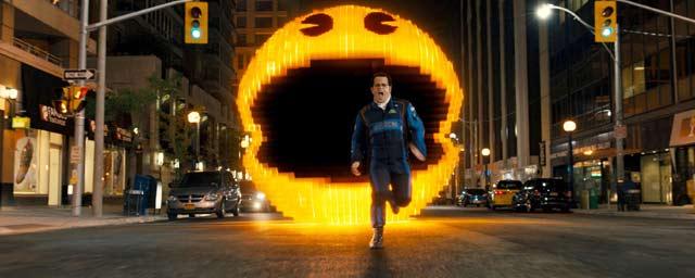 Pixels Movie Review
