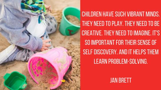 raise creative kids quote