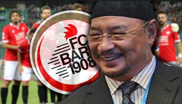 Beli Kelab FC Bari 1908, Dr. Noordin Dedah TIGA PUNCA Dia Memilih Kelab Tersebut!
