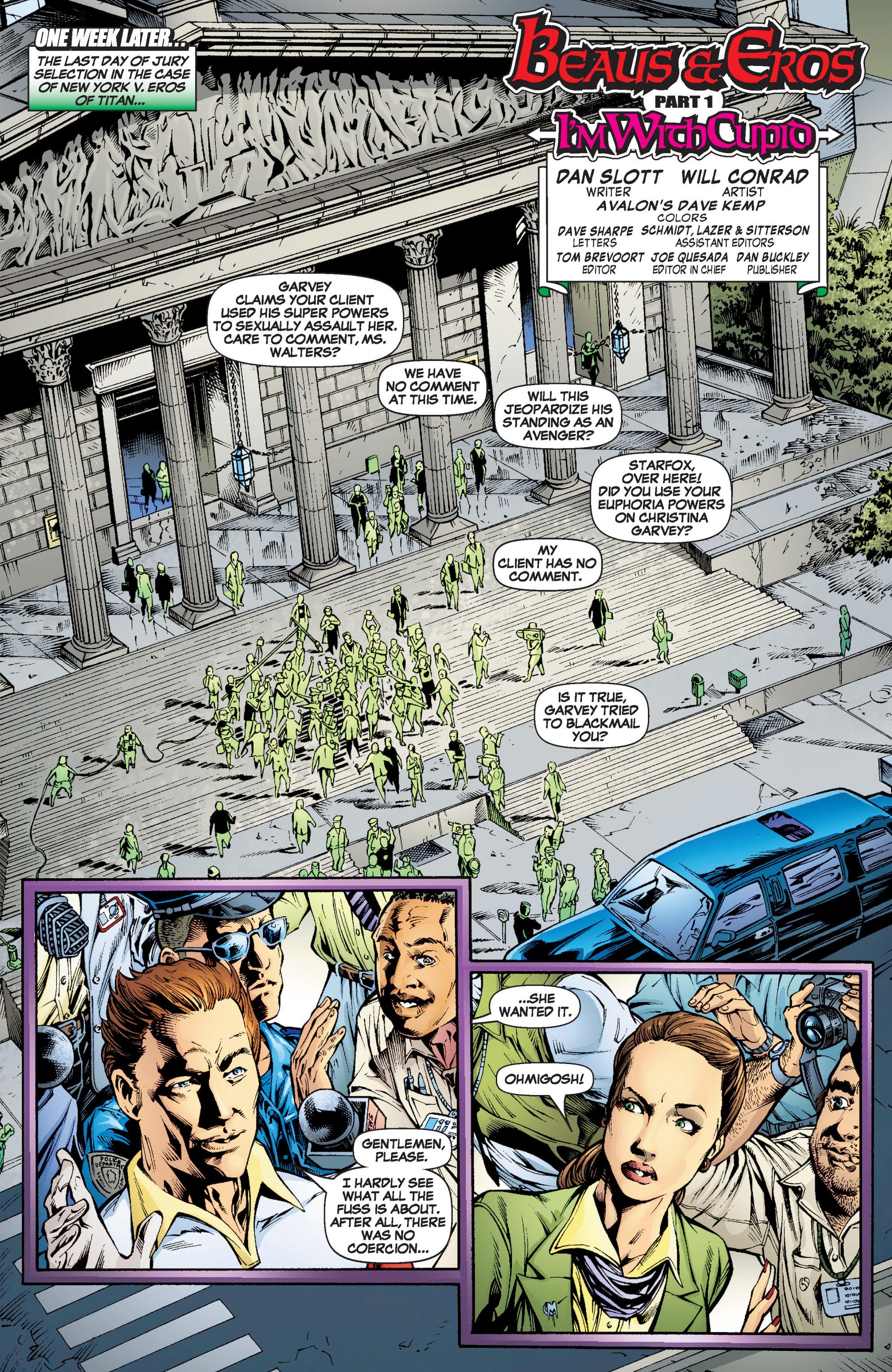 Read online She-Hulk (2005) comic -  Issue #6 - 4