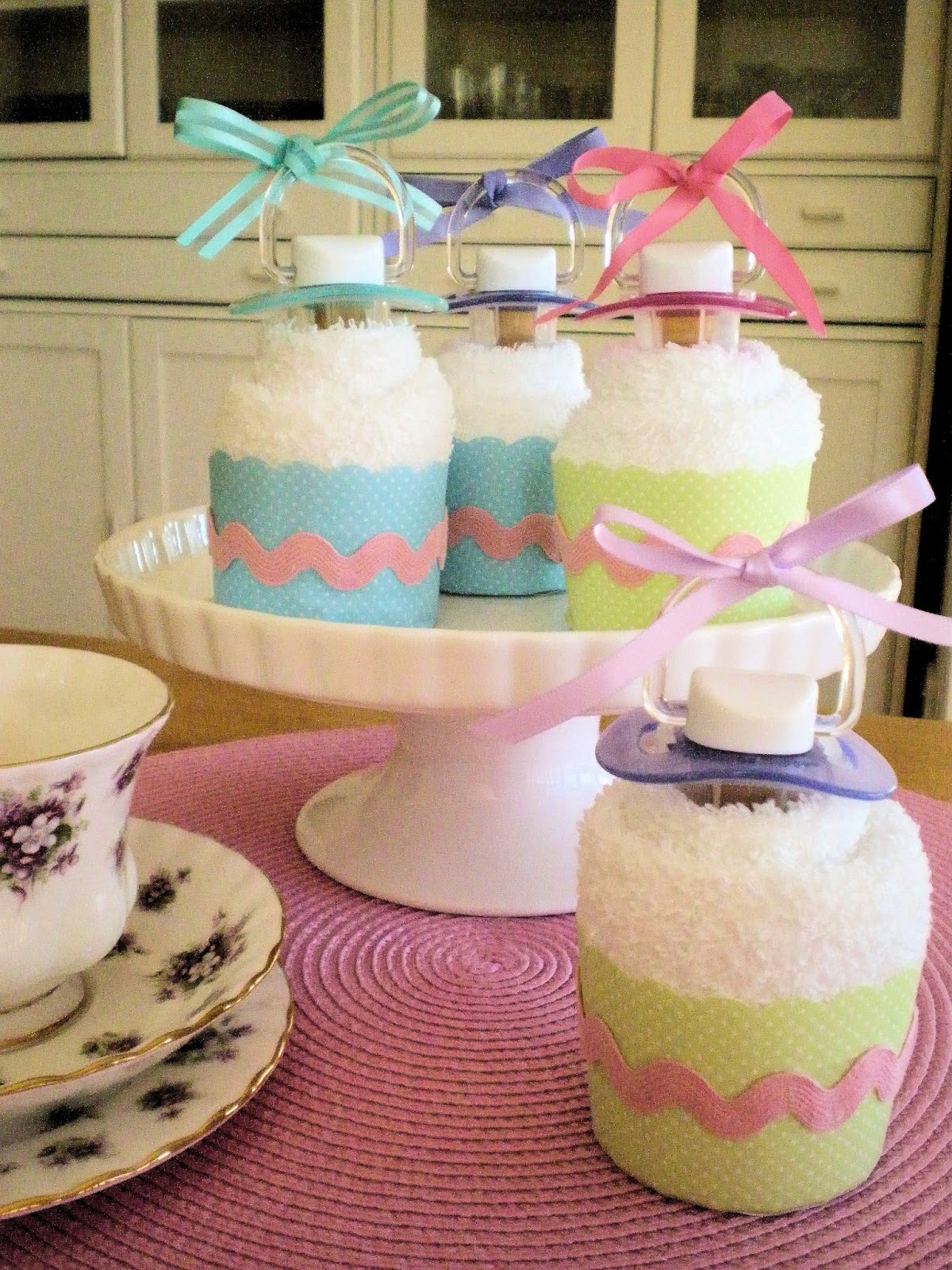 Baby Shower Gifts To Make A Spoonful Of Sugar