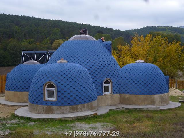 Купольные Дома В Крыму