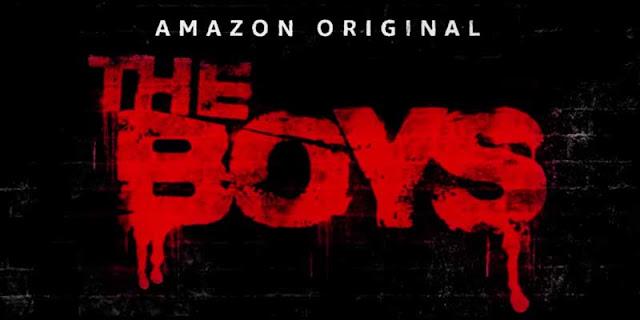 The Boys, Superhéroes, Amazon