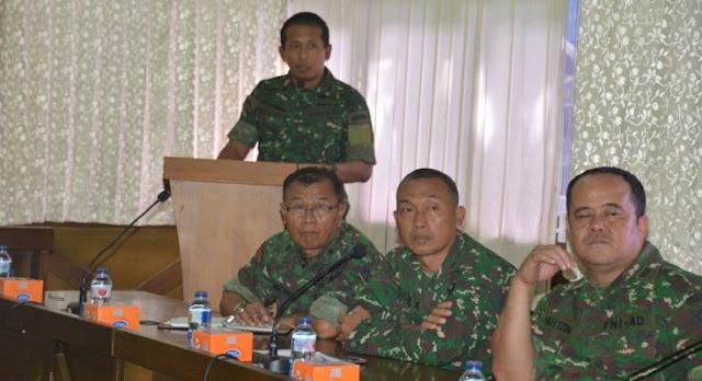 Korem 044/Gapo-MSI Siap Gelar Tour de Palembang-Bangka