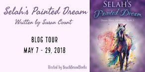 Selah's Painted Dream - 28 May